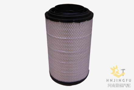 K3356 Genuine Fleetguard AA90125 AF26551 AF26552 air filter