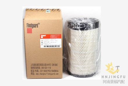 PU2238 Fleetguard AA90138 AF26531 AF26532 air filter for Yutong bus