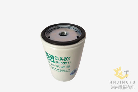 PingYuan CLX-201/FF5327/CX0710F2 diesel fuel filter for Cummins Engine
