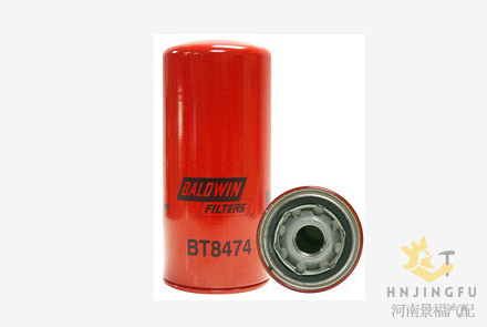 Fleetguard HF6538 Baldwin BT8474 hydraulic oil filter element