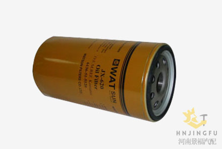 JX-620/6136-51-5120/Fleetguard LF3664 oil filter for Komatsu parts