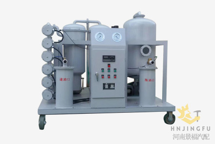150 LPM 4500 LPH marine(mdo) ship diesel fuel oil treatment filter water separator purifier machine for sale