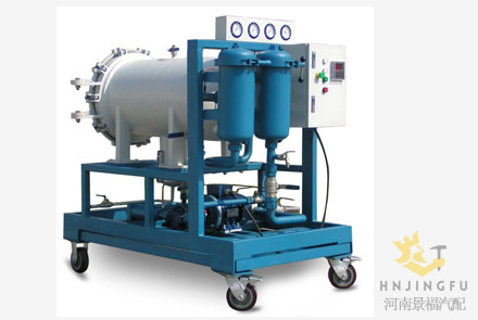 diesel fuel system aviation oil particulate filter cleaning machine