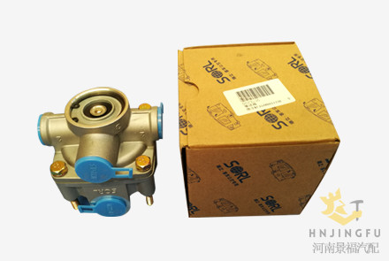 Sorl 35180011150 relay speed valve for Yutong bus truck parts