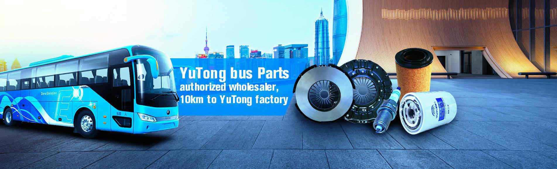 Yutong bus part